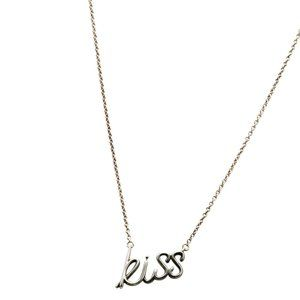 Tiffany & Co. Graffiti Kiss925 Pendant Neckl179492